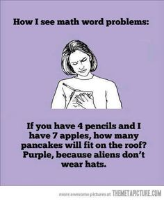 Funny Memes About Math