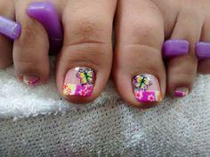 Summer Nails, Nail Designs, Beauty, Decorations, Yellow Nails, Toe Nail Art, Pedicures, Nail Desighns, Nail Design