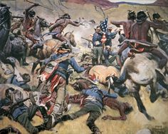The Fetterman Fight was a battle during Red Cloud's War on December 21, 1866, between the Lakota Sioux, Cheyenne, and Arapaho Indians and soldiers of the United States army. All 81 men under the command of Captain William J. Fetterman were killed by the Indians. It was, at the time, the worst military disaster ever suffered by the U.S. on the Great Plains. The battle led to an Indian victory in the war and the withdrawal of the United States from the Powder River country of Montana and…