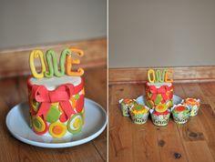 hilary knegt photography: Cake Smash: Sadie-Jo Walker | Kake Studio Bakery | birthday