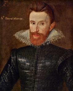 1603 Unknown - Sir David Murray of Gorthy