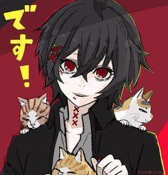 """""""Mama would be proud. Rei Tokyo Ghoul, Juuzou Tokyo Ghoul, Juuzou Suzuya, Fanarts Anime, Anime Characters, Otaku, Art Anime, Ecchi, Fan Art"""