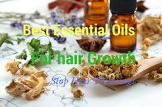 If you grow older your hair becomes thinner. Essential oils for hair growth can help increase hair growth and thickness. What is the best essential oil?