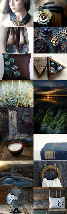 Brave: Golden Sunset by Gabriella on Etsy--Pinned with TreasuryPin.com