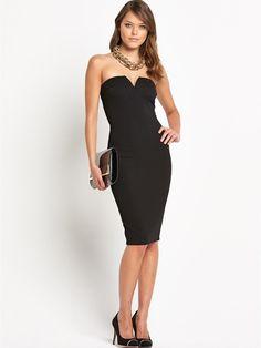 Sleek bandeau dress http www littlewoodsireland ie ax paris sleek