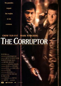 1999 - The Corruptor - Chow Yun Fat - how do you NOT love a guy with that name (who kicks butt, by the way). Look, it's Marky Mark!