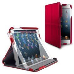 Marware C.E.O. (AIHB17) Hybrid Red (iPad mini / mini Retina / mini 3) - myThiki.gr - Θήκες Κινητών-Αξεσουάρ για Smartphones και Tablets - Marware C.E.O. Hybrid Red Ipad Mini, Magazine Rack, Apple, Storage, Home Decor, Apple Fruit, Purse Storage, Decoration Home, Room Decor