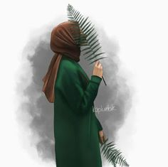 The actual scarf is a vital element inside the apparel of girls by using hijab. As it is the central item tha Face Sketch, Girl Sketch, Girl Cartoon, Cartoon Art, Cover Wattpad, Hijab Drawing, Islamic Cartoon, Islam Women, Anime Muslim