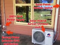Solar powered air conditioning is finally here and it's totally boring