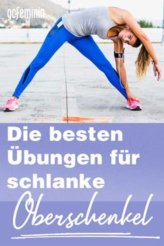 Quindi puoi perdere peso sulle gambe - Perdere peso sulle cosce: in questo modo si ottengono gambe magre Informations About Oberschenkel in - Fitness Workouts, Fitness Motivation, At Home Workouts, Zumba Fitness, Insanity Workout, Best Cardio Workout, Fitness Transformation, Beachbody Workout, Biceps