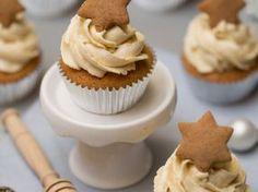Medové cupcakes
