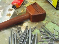 the star box: How-to Make your own Wool Combs