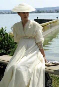 Keira Knightley as Sabina Spielrein in A Dangerous Method (2011).