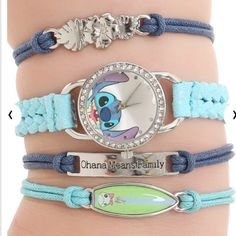 Lilo and stitch jewelry!