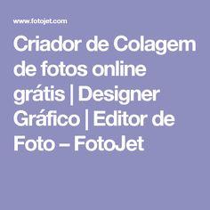 Criador de Colagem de fotos online grátis | Designer Gráfico | Editor de Foto – FotoJet