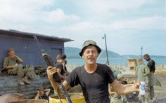 Soldier of the 11th Inf. Battalion, Americal Div. ~ Vietnam War