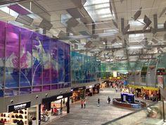Singapore Changi Airport (SIN) in Singapore