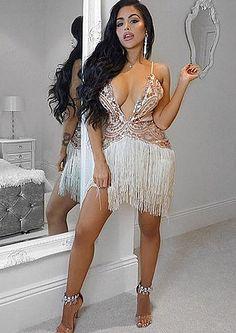 Hottest Celebrity Dresses - bandage dress , gold jumpsuit, secret showroom, luxury fashion