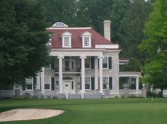 The Hershey Mansion was home to Milton S. Hershey and his wife, Catherine, from 1908 to 1945