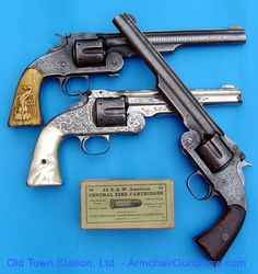 Smith & Wesson 1869 American.