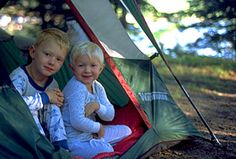 Every child should have the opportunity to camp out under the stars!