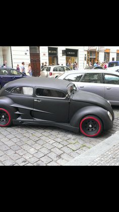 Bat mobile slug bug!!!
