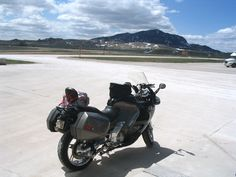 K1200RS - Adventure-girl