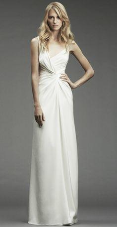 895571b23b0 Wedding dress online shop - Satin Sleeveless V-Neckline Soft Rouched Bodice  Sheath Pick-up Skirt Hot Sell Wedding Dress