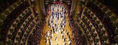 The Opera Ball at the Vienna State Opera, Austria © APA-PictureDesk GmbH/REX/Shutterstock   BingHomePg