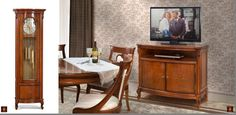 Classic furniture office www. Dream Furniture, Classic Furniture, Furniture Making, Office Furniture, Solid Wood, Living Room, Table, Home Decor, Decoration Home