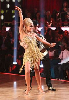 Dancing With The Stars Season 14 Spring 2012 Katherine Jenkins and Mark Ballas…