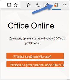 Snabb åtkomst till dina Office-filer i webbläsaren - Office-support Microsoft Office, Articles En Anglais, Apps, Le Web, Student, Support, Google, Word Doc, Browser Chrome