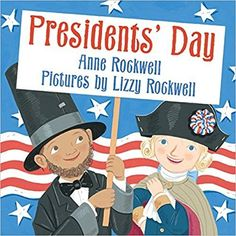 4. Children's Books- Presidents' Day