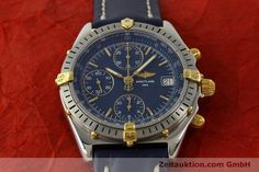 Breitling Chronomat Chronograph Stahl / Gold Automatik Kal. B13 ETA 7750 Ref. B13048  | 151359 14