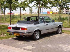 BMW 323i Baur (There were 4595 E21 Baurs built between 1978-1982)