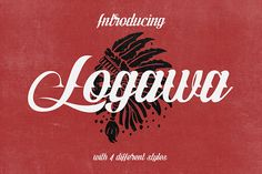Logawa Free Font