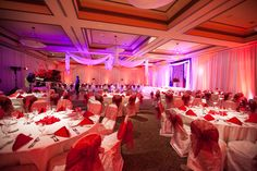 Eldorado Country Club - Wedding Reception in Ballroom  www.eldoradocc.com