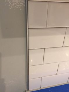 Kitchen Backsplash Edge schluter strip to finish edge of tile | french country - sb