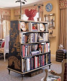 This is the most wonderful piece of furniture I have seen in a long time!