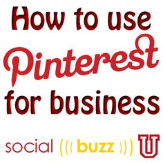 Pinterest for Business Exposure