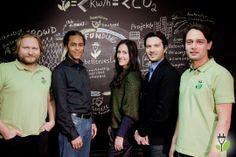 Meet the bettervest Team :)  - die bettervest Gründer