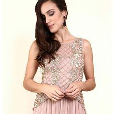 Vestido Longo  . Long Dress . Vestido Rosa . Wedding