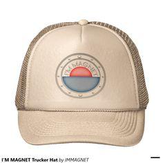 I'M MAGNET Trucker Hat