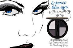 Cómo maquillarse según el color de ojos