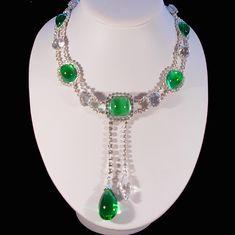 El collar Durbar de la colección de la reina Isabel II