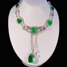 The Cambridge and Dehli Durbar Necklace