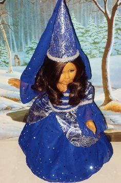 Princess Costume fits American Girl Dolls von CSBSewsDollClothes