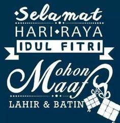 DP BBM Ucapan Lebaran Idul Fitri 2016 Terbaru