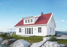 Hytte Lillesand - Blink Hus