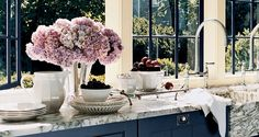 """SW 7615 """"Sea Serpent"""" looks like a pretty good match for the cabinets"""